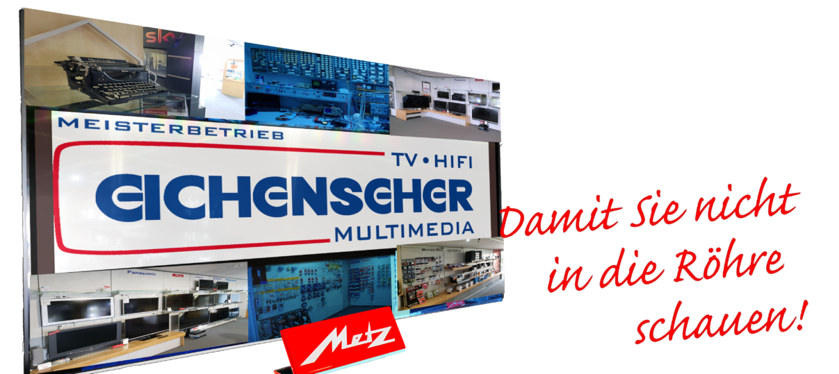 TV-HIFI-MULTIMEDIA EICHENSEHER