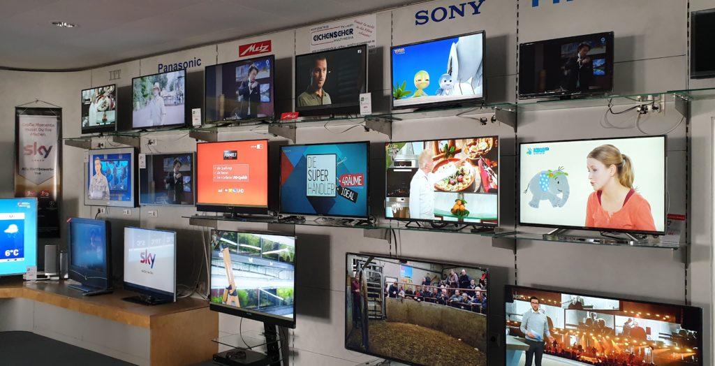 Riesen Auswahl an TV Geräten